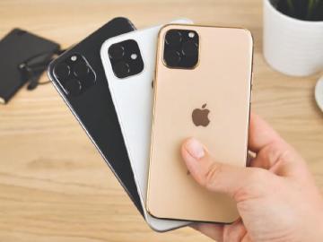 iPhone 11系列模型機疑洩 矩型相機搭大尺寸鏡頭