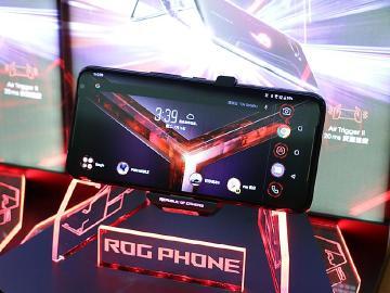 為贏而生的新力作!華碩ROG Phone 2代遊戲手機搶先體驗