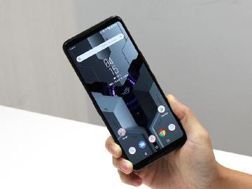 華碩電競手機ROG Phone II單機26990 台灣8月上市