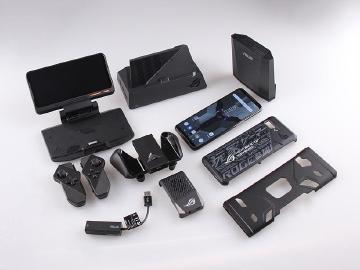極致手遊體驗!ROG Phone 2代遊戲手機全配包完整開箱