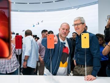 蘋果首席設計師開公司 可能以LoveFrom Jony為名