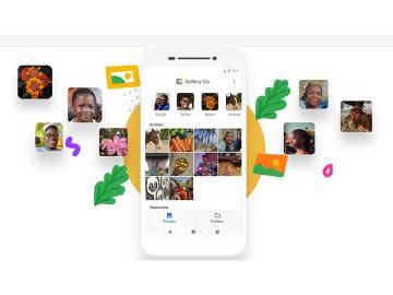 Google Photos破10億用戶 新增輕量版Gallery Go服務