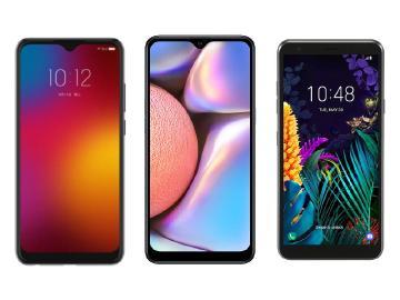 Android公布聯想K11、三星A10s、LG X2 2019新機規格