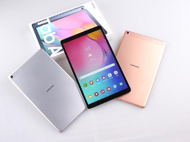 大螢幕與大電量 SAMSUNG Tab A 10.1 2019平板開箱