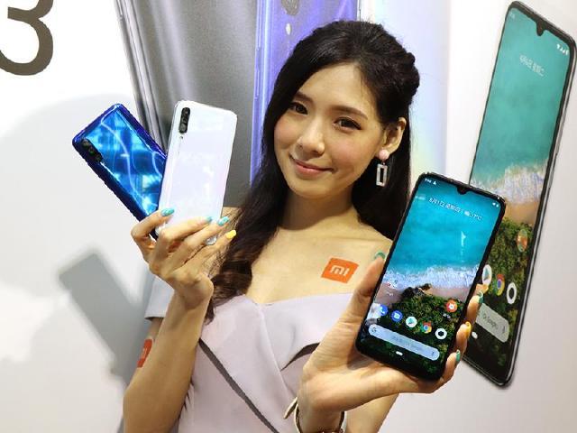 小米A3手機確定引進128GB規格 8/6台灣上市