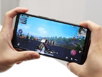 旗艦電競手機ROG Phone 2 高通S855+效能實測
