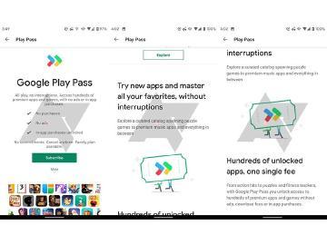 Google計畫在Android推出訂閱制遊戲服務Play Pass