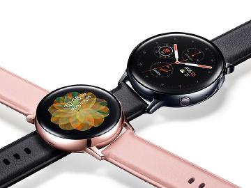 三星發表智慧手錶Galaxy Watch Active2 支援LTE連線