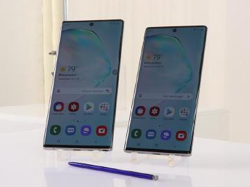 三星Note 10系列手機搶先動手玩 大小版本規格差異比較