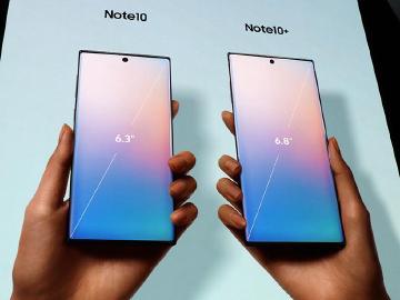 三星Note 10系列台灣確定8/13公布上市價格與預購資訊