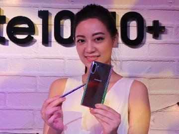 三星Note10上市推指定舊換新活動 iPhone XS也可折價