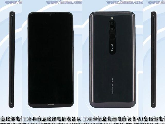 新一代紅米手機曝光 Redmi 8A疑似通過中國認證