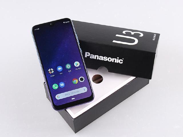 大螢幕入門手機 Panasonic ELUGA U3開箱