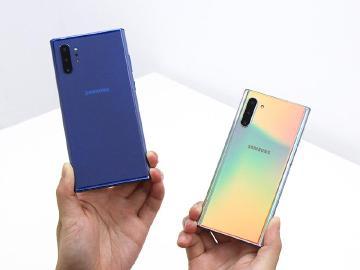 Note10上市有自信 Q4三星拚台灣安卓高階手機八成市佔