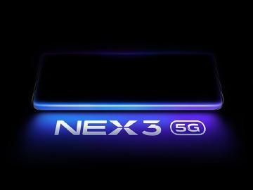 5G手機vivo NEX 3型號確定 9月正式發表