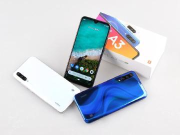 Android One手機 CC9e國際版小米A3開箱拍照評測