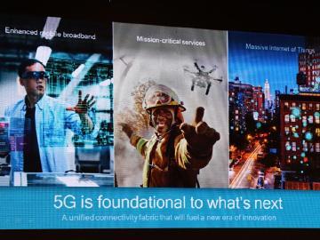 高通劉思泰:短短8個月多款終端問世,5G覆蓋速度會比4G快