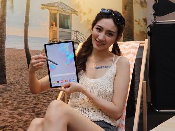 三星Tab S6旗艦平板9/16上市 台灣價格22990元