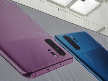 華為P30 Pro兩款新顏色亮相 Android 10成為主打特色[IFA 2019]