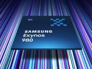三星Exynos 980行動處理器發表 集成5G數據機晶片組