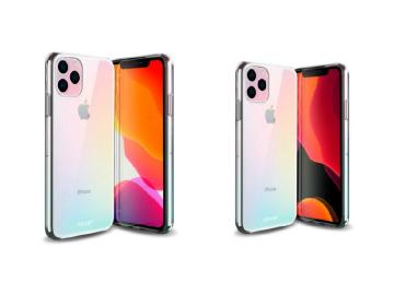 iPhone 11 Pro與11 Pro Max傳有漸變色機身 模擬圖曝光