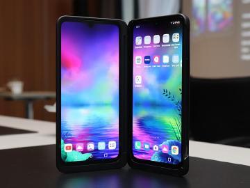 LG打造雙螢幕手機體驗 G8X ThinQ與新擴充配件發表[IFA 2019]