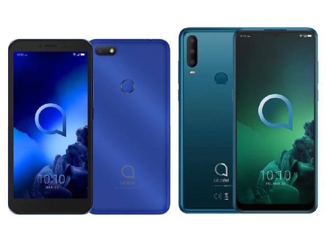 阿爾卡特發表1V、3X(2019)手機與Smart Tab 7平板[IFA 2019]