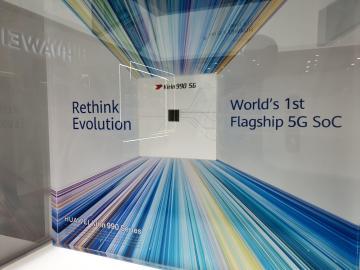 華為麒麟990系列有5G與4G版 Mate 30手機首發[IFA 2019]