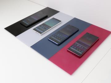 新系列小旗艦更合手 Sony Xperia 5魅力四色[IFA 2019]