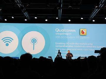 高通推Snapdragon X55 5G數據機及射頻系統 2019年底產品問世