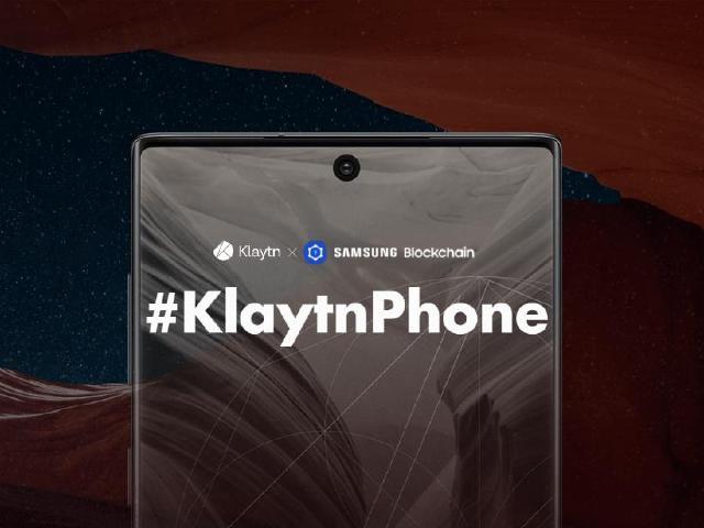 三星Note 10系列兄弟機 Klaytnphone區塊鏈手機開賣