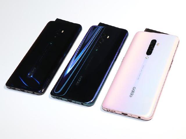 4鏡頭規格、6.5吋全螢幕手機 OPPO Reno2開箱體驗