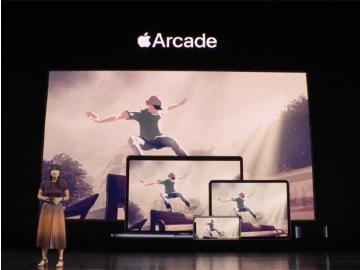 蘋果遊戲訂閱服務Apple Arcade於9/19全球推行