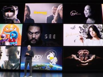 蘋果串流影音服務Apple TV+於11/1上線