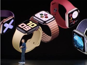 Apple Watch series 5全新錶面功能 新增鈦合金和陶瓷材質