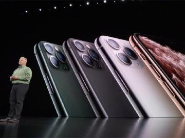 iPhone 11 Pro系列亮相 新增午夜綠和三鏡頭主相機
