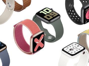 Apple Watch series 5和4代差別在哪?