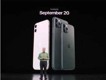 [觀點]怎麼看蘋果此次的iPhone 11新品?