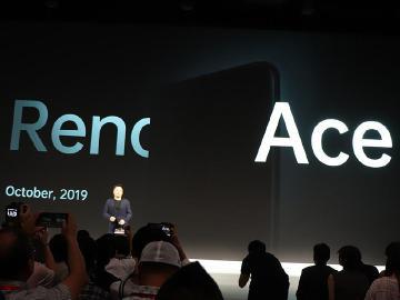 OPPO預告10月發表Reno Ace 手機規格配置可望更高