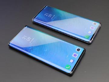 雙曲面全螢幕手機vivo NEX 3 5G 上海發表直擊體驗