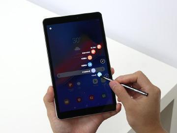 三星小平板內嵌S Pen手寫筆 Tab A 8.0(2019)with S Pen實測