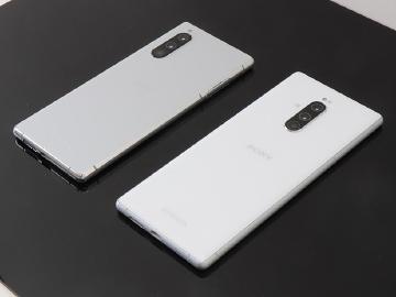 差異有這些!Sony Xperia 1與Xperia 5外觀與規格比一比
