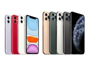 iPhone 11系列手機 5大電信首賣日優惠與資費方案整理