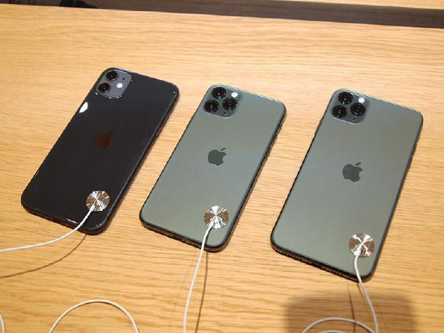 全新超廣角與夜景 iPhone 11系列手機規格比拚整理