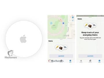 蘋果定位標籤配件或許以AR方式尋找
