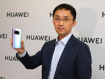 專訪Mate之父 談華為Mate 30系列手機的設計與相機