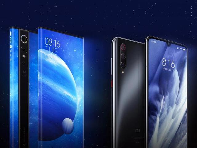 小米發表5G手機9 Pro與MIX Alpha概念機