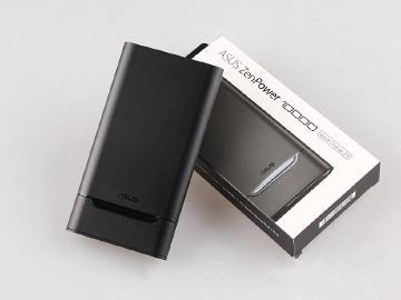 華碩智慧充電燈效行動電源 ZenPower 10000即日上市