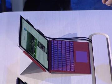 微軟Surface Pro 7升級 強調結合觸控、手寫與聲音互動操作