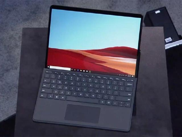 微軟攜手高通以Surface Pro X重回Arm架構裝置市場